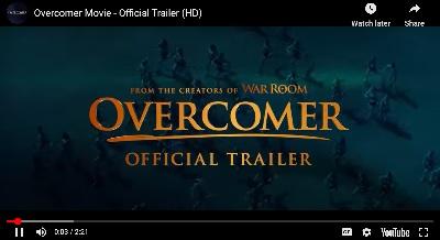 Overcomer Trailer