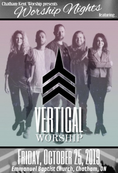 Chatham-Kent Worship presents Vertical Worship