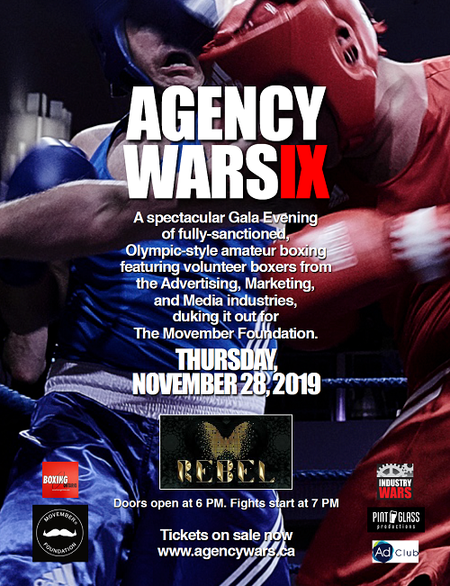 AGENCY WARS IX